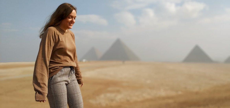 viajando por egipto